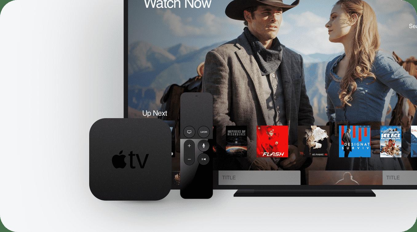 Apple TV OS App Development